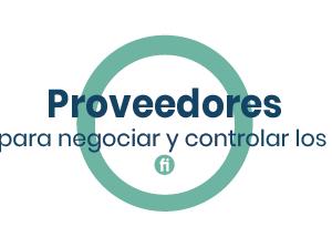 Relaciones con proveedores: acciones para negociar y controlar los procesos