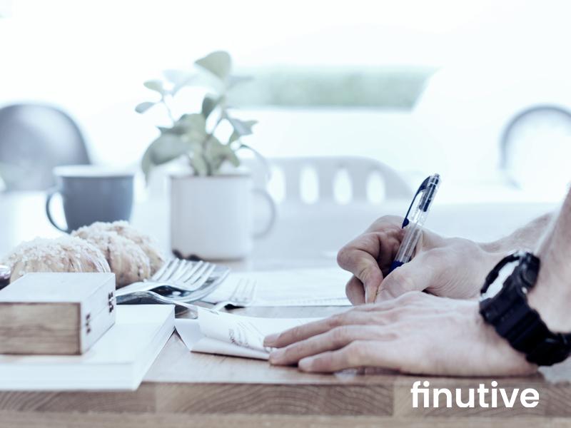 Finutive, finanzas fáciles y cuidadas. Presupuesto sencillo y realista para tu negocio