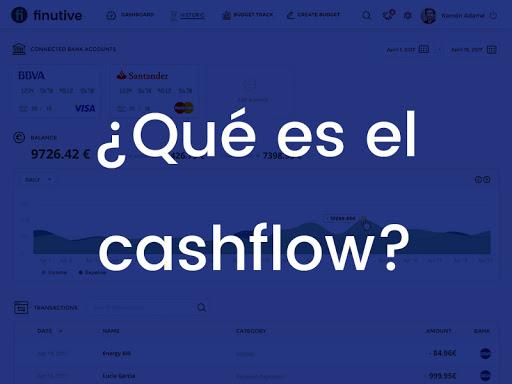 Qué es el cashflow