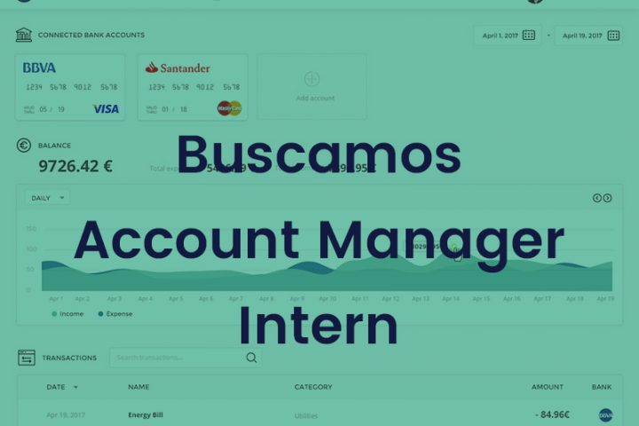 Buscamos-Account-Manager Intern