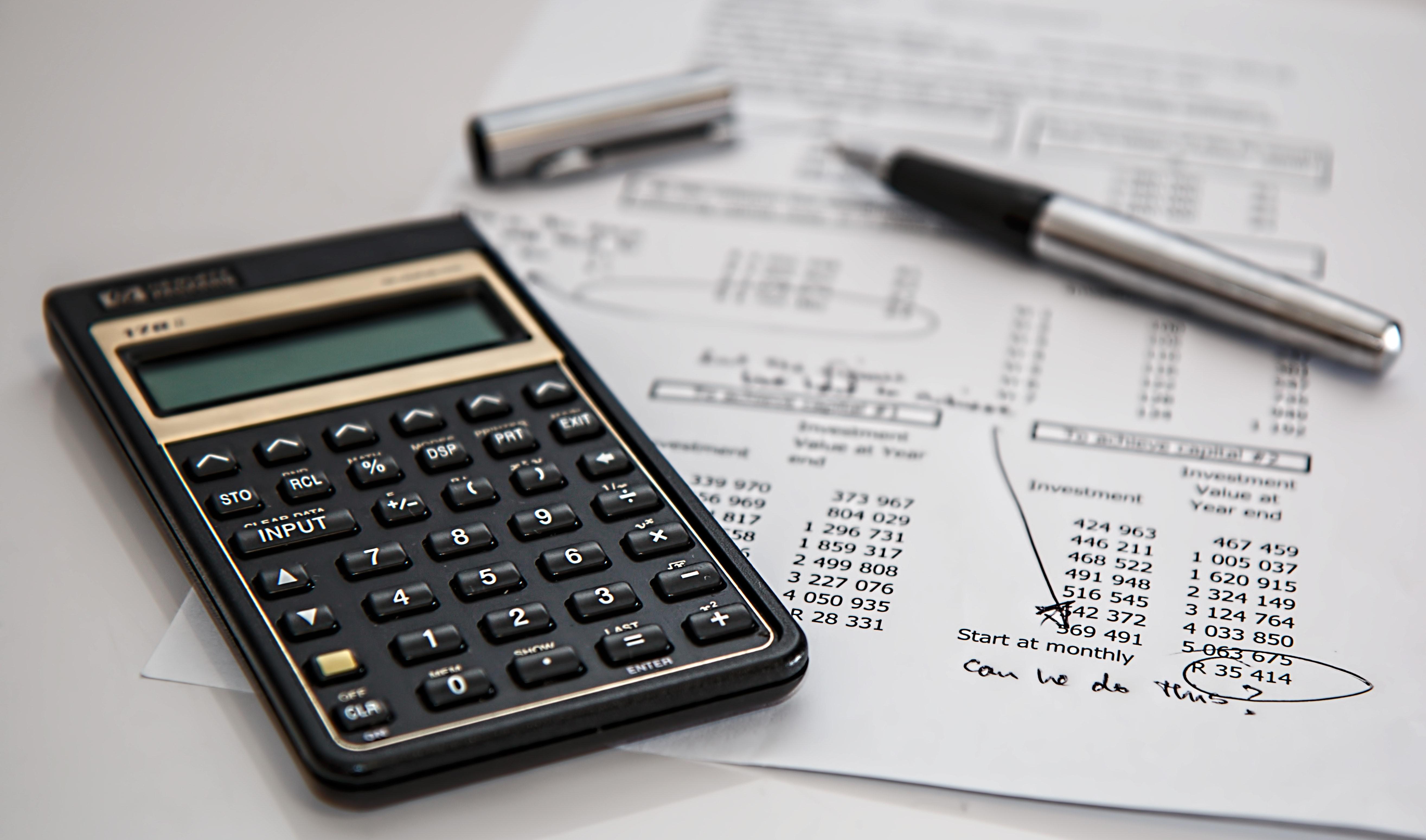 Cuentas contables Finutive