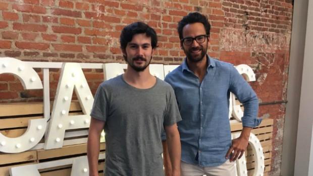 Gonzalo Fernández y Guillermo López Finutive