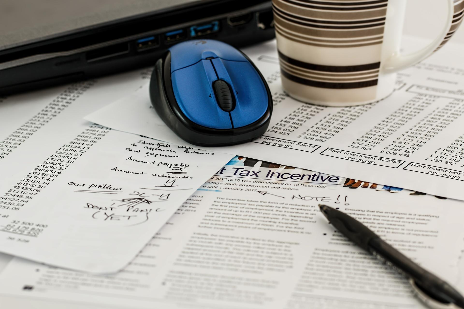 Impuestos Finutive