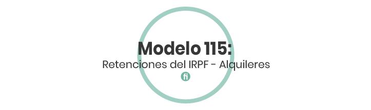 ¿Qué es el modelo 115?