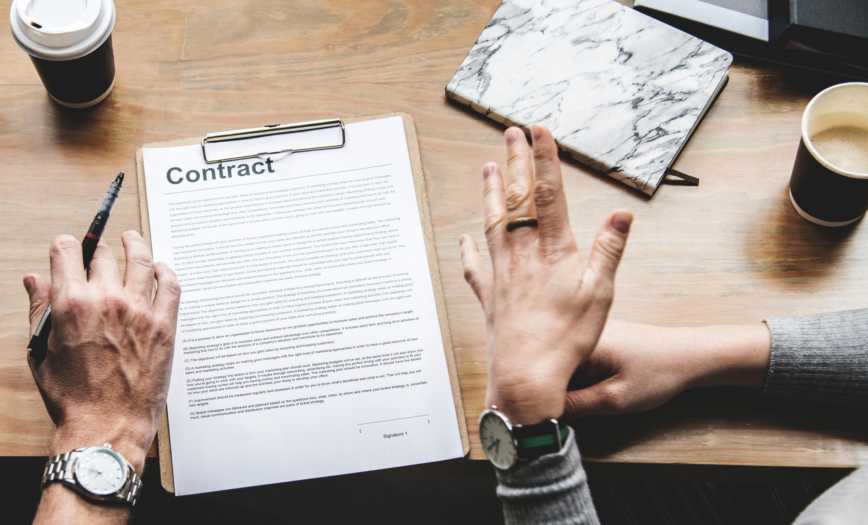 ¿Qué son los contratos bonificados? - Finutive