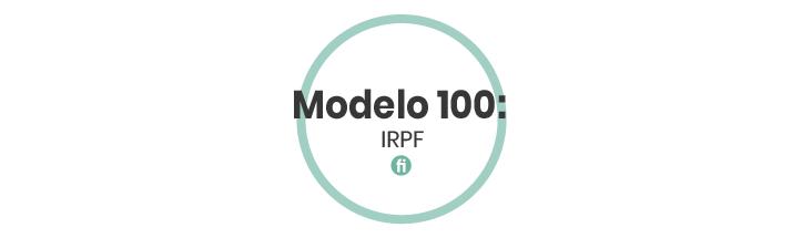 ¿En qué consiste el Modelo 100?