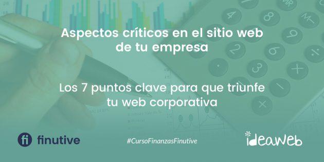 Anexo ideaWeb - Finutive