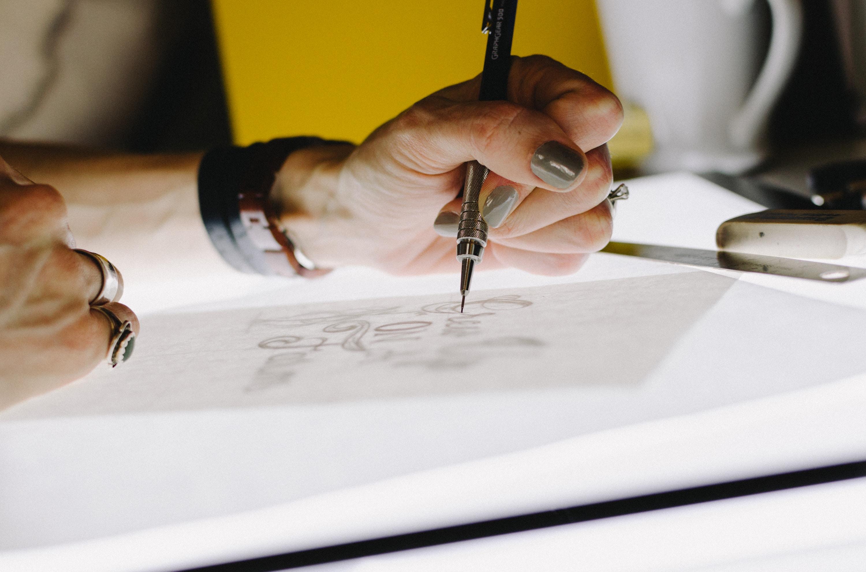 Creación de logo de empresa - Finutive