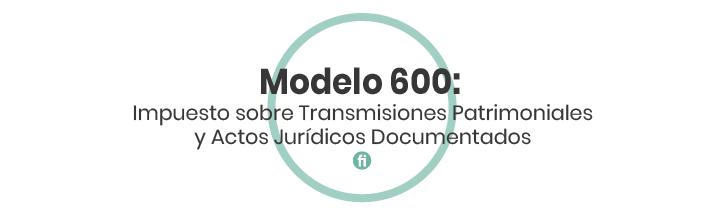 ¿Para qué sirve el Modelo 600?