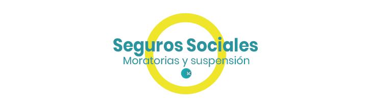 Suspensión pagos de seguridad social