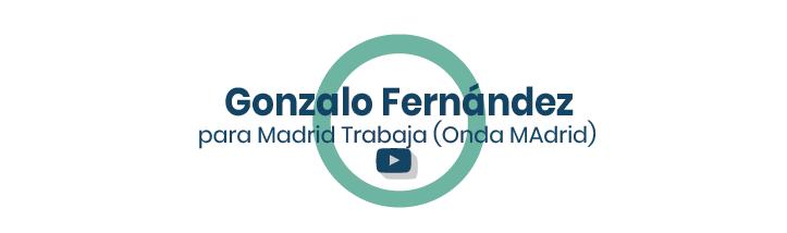 Entrevista a Gonzalo Fernández (CEO de Finutive) en Onda Madrid